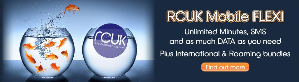 RCUK Mobile FLEXI