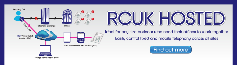 RCUK Hosted